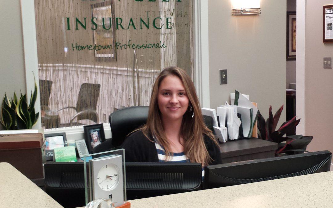 VanVleet Insurance Welcomes New Hire