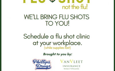 Workplace Flu Shot Clinics