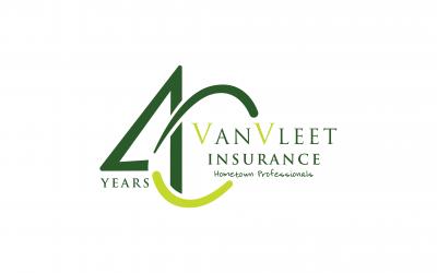 VanVleet Insurance Celebrating 40 Years!