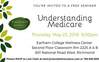 "VanVleet Insurance to Host ""Understanding Medicare"" Seminar"