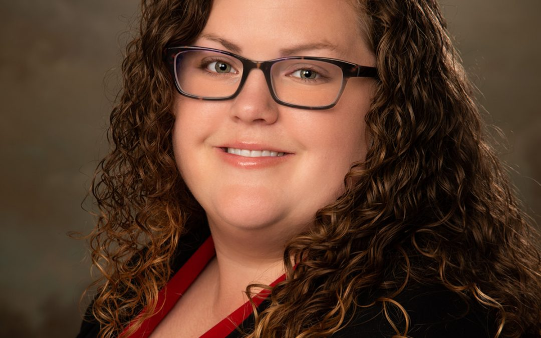 Welcome Danielle Mosier, Claims Manager