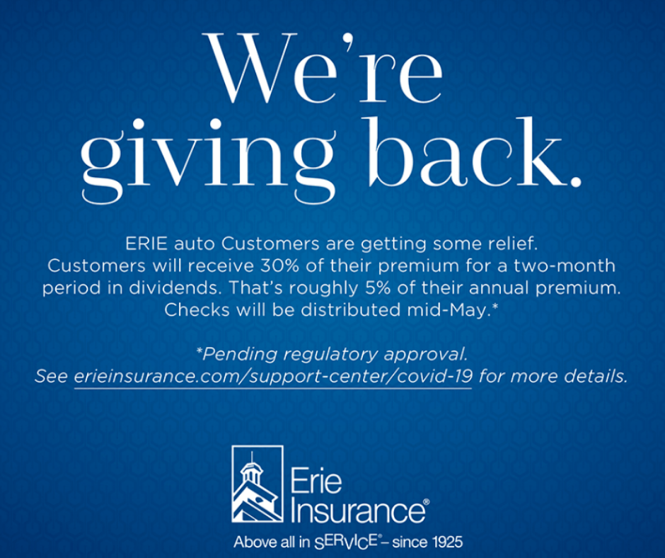 Erie Relief Package