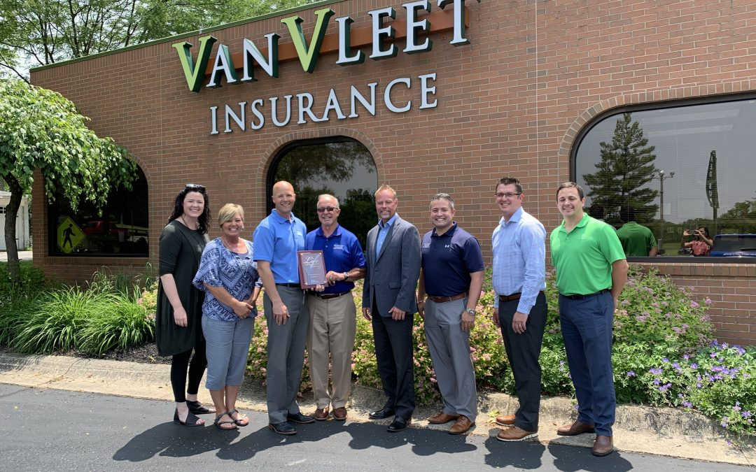 VanVleet Insurance Wins Erie's Life Recognition Award for Eighth Consecutive Year