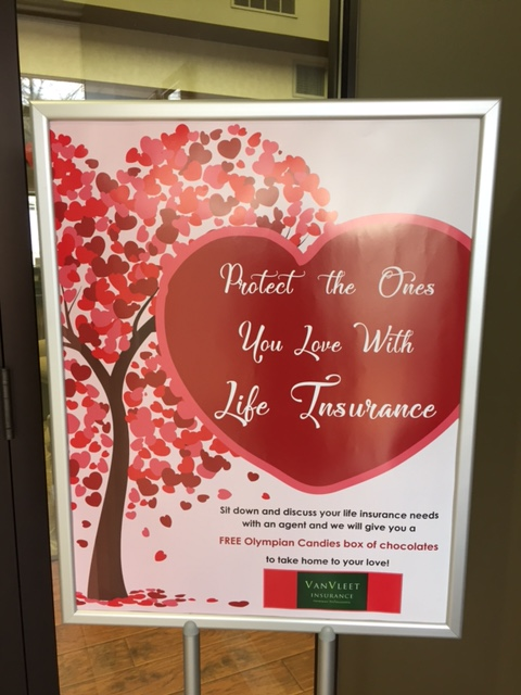 Protect the ones you love with LIFE INSURANCE - Van Vleet Insurance