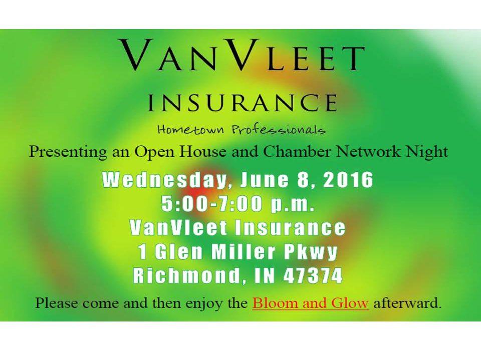 Open House June 8