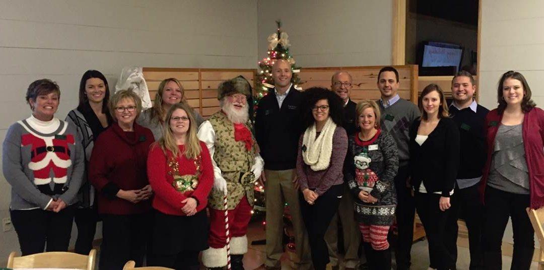 Customer Appreciation Holiday Party- A SUCCESS!