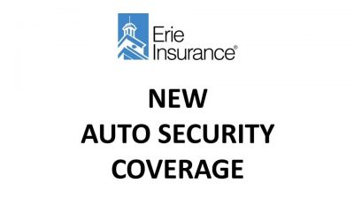 New Auto Security Coverage